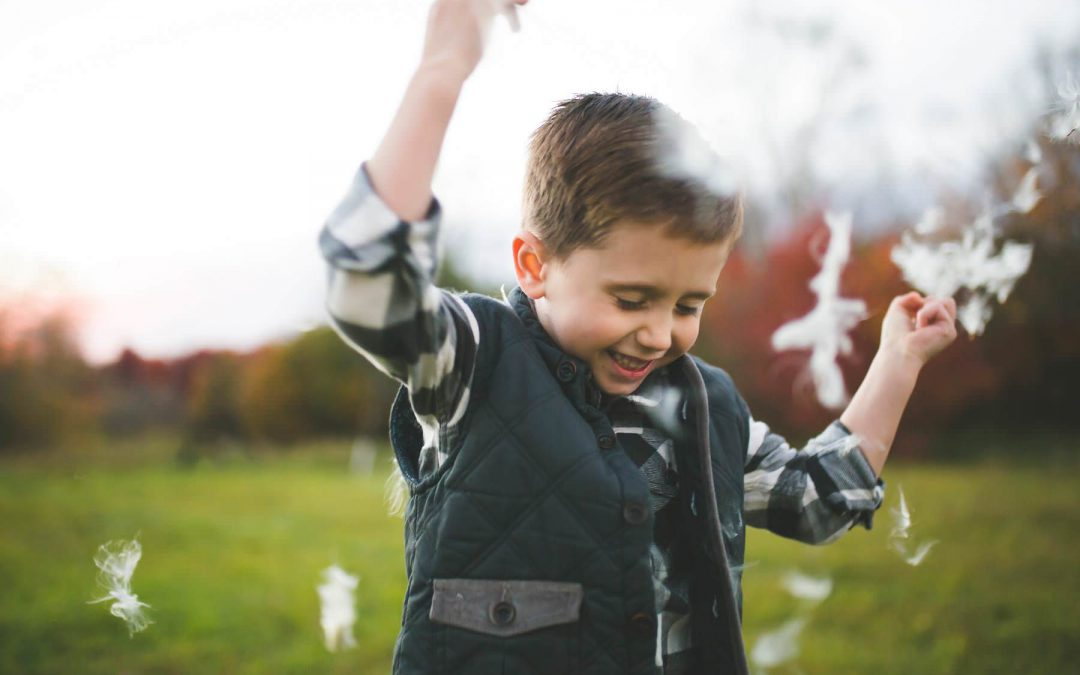 Lifestyle Child Session at Branch Landscape Nursery, North Branch, MN | Silverberg