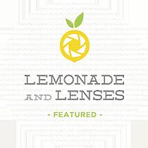 lemonade and lenses feature button