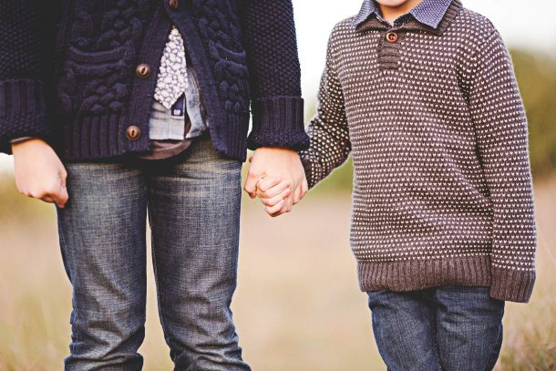 brothers-holding-hands-in-field-mn-family-photographer