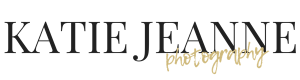 katie jeanne photography logo