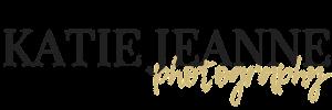 katie jeanne photography logo